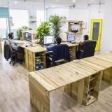 Zona de Coworking - Daydream Madrid