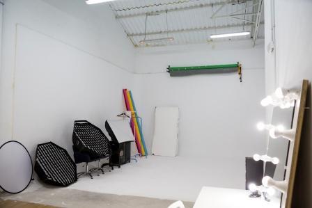 Plató 1 del Estudio Daydream Madrid